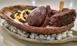 Textures de xocolata